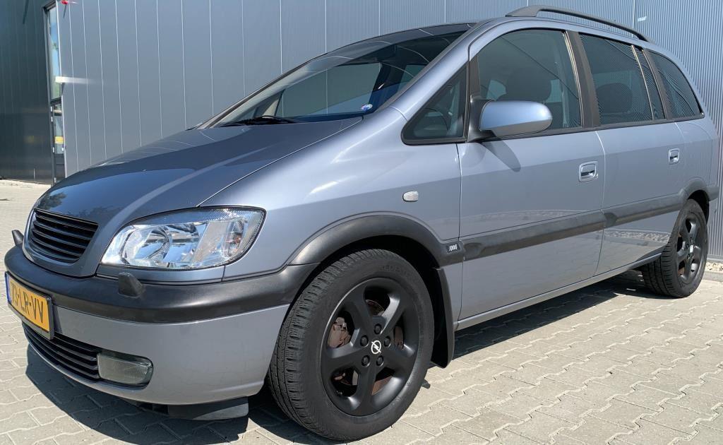 Opel Zafira occasion - YannickCars