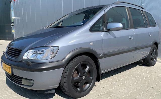 Opel Zafira 2.2-16V|Elegance|Navigator|APK|NAP|Airco|Automaat
