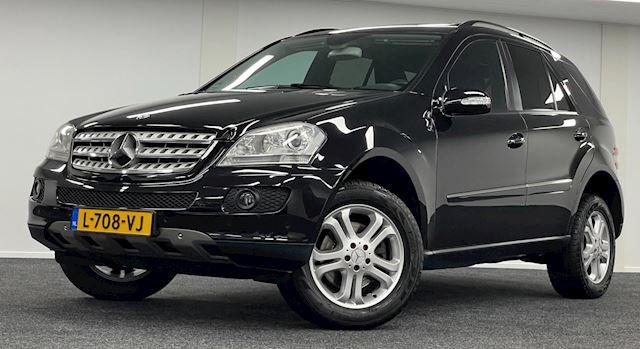 Mercedes-Benz M-klasse occasion - Mink van den Brink Auto's