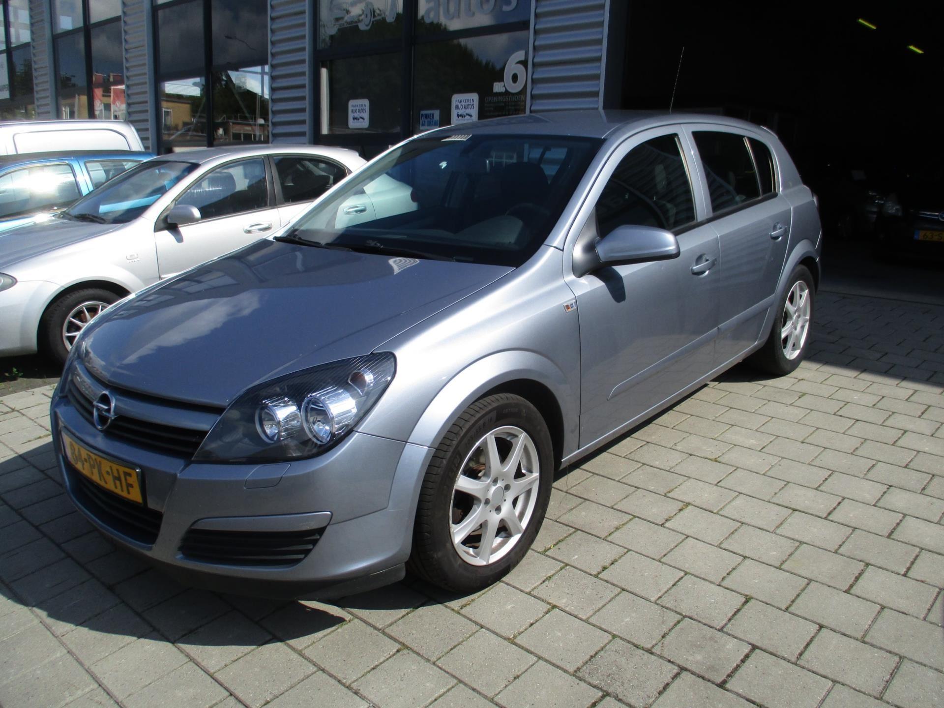 Opel Astra occasion - Rujo Auto's