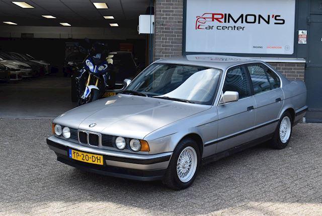BMW 5-serie 520i Nederlandse auto met Nap