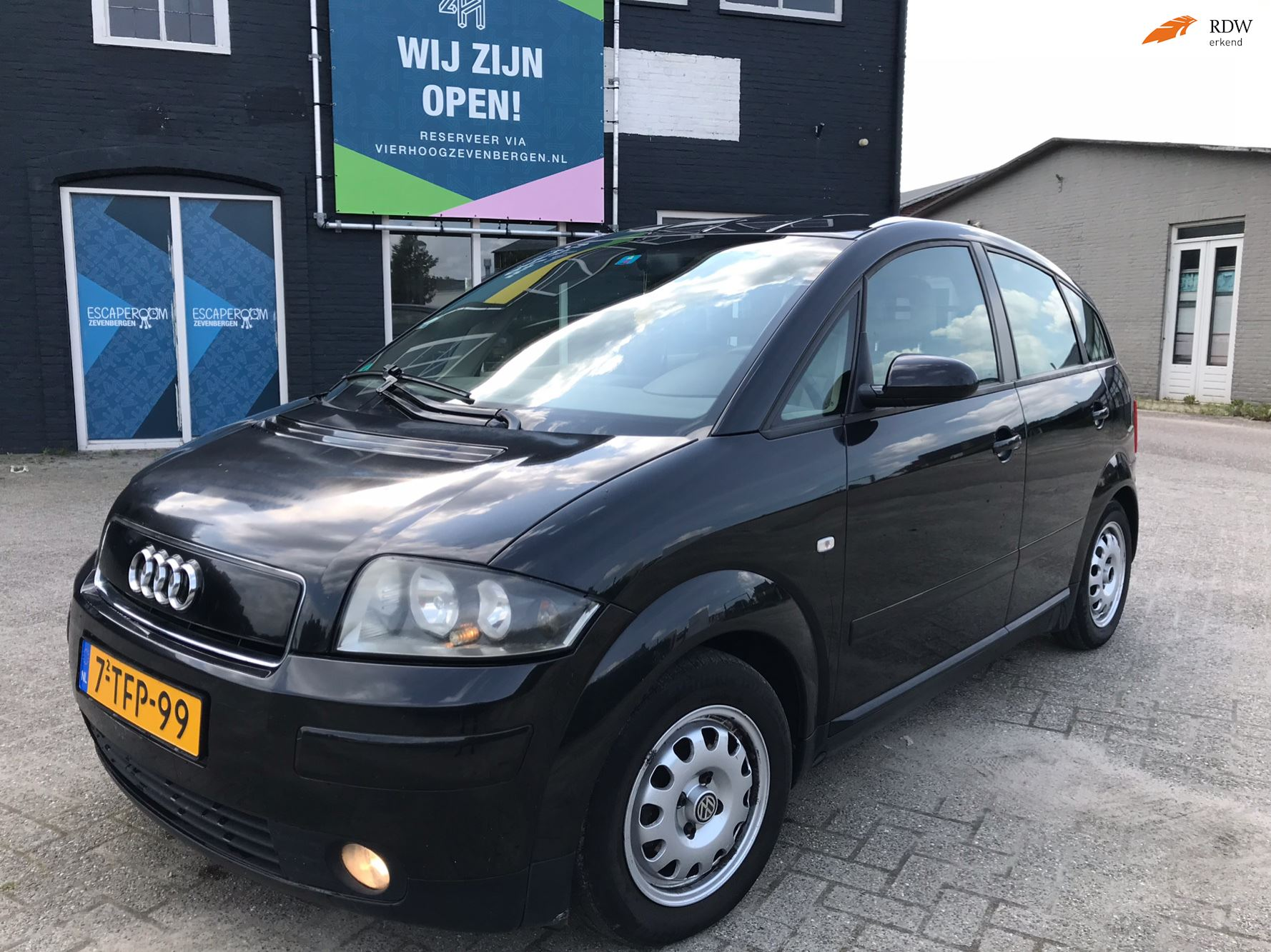 Audi A2 occasion - Limited Car