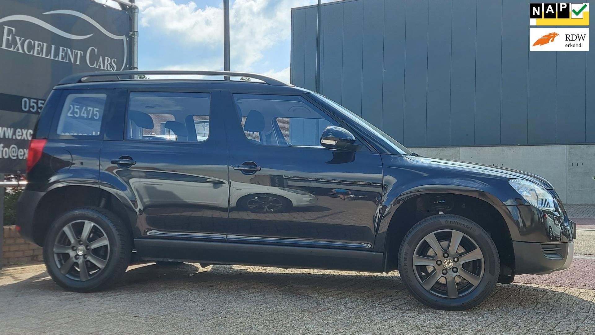Skoda Yeti occasion - Excellent Cars