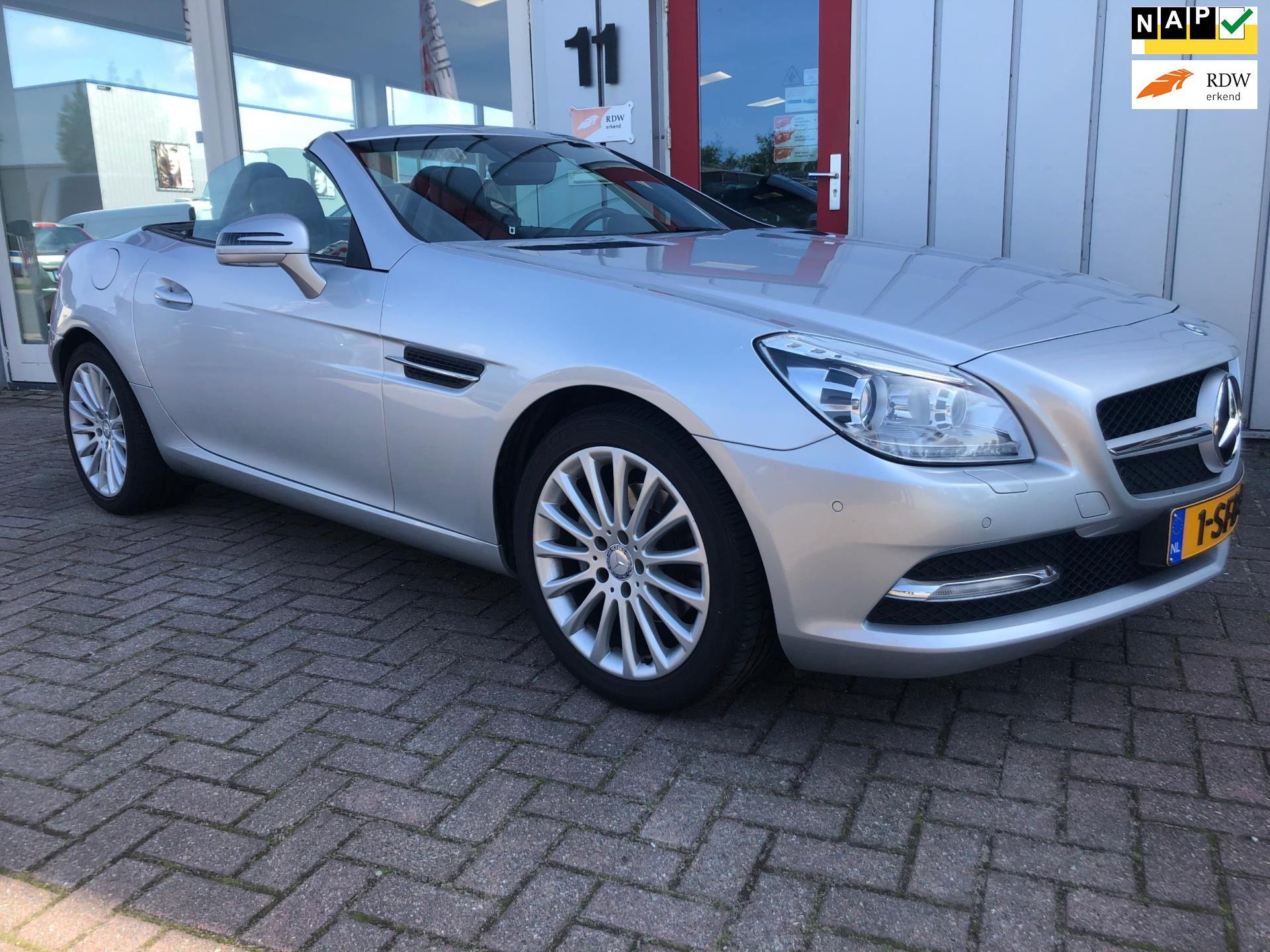 Mercedes-Benz SLK-klasse occasion - MKB Autobeheer