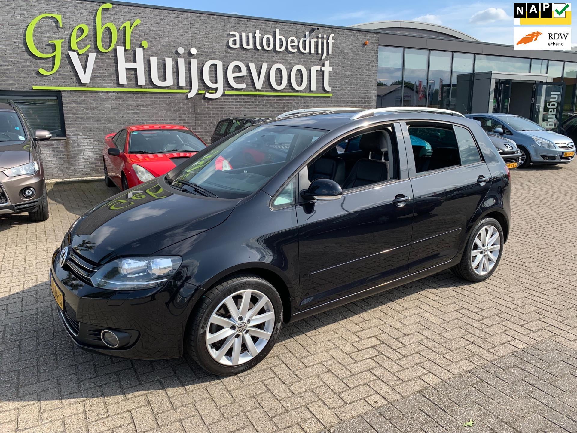 Volkswagen Golf Plus occasion - Autobedrijf van Huijgevoort