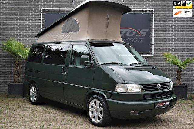Volkswagen Transporter 2.5 TDI 150PK T4 Camper Westfalia 6p.