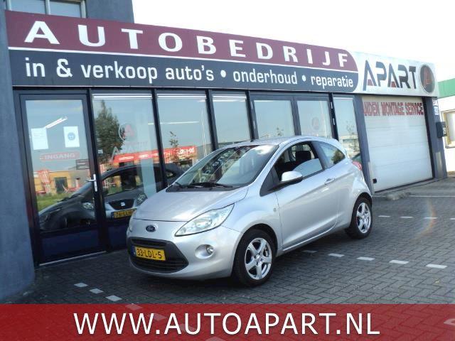 Ford Ka 1.2 Limited airco bj 2010
