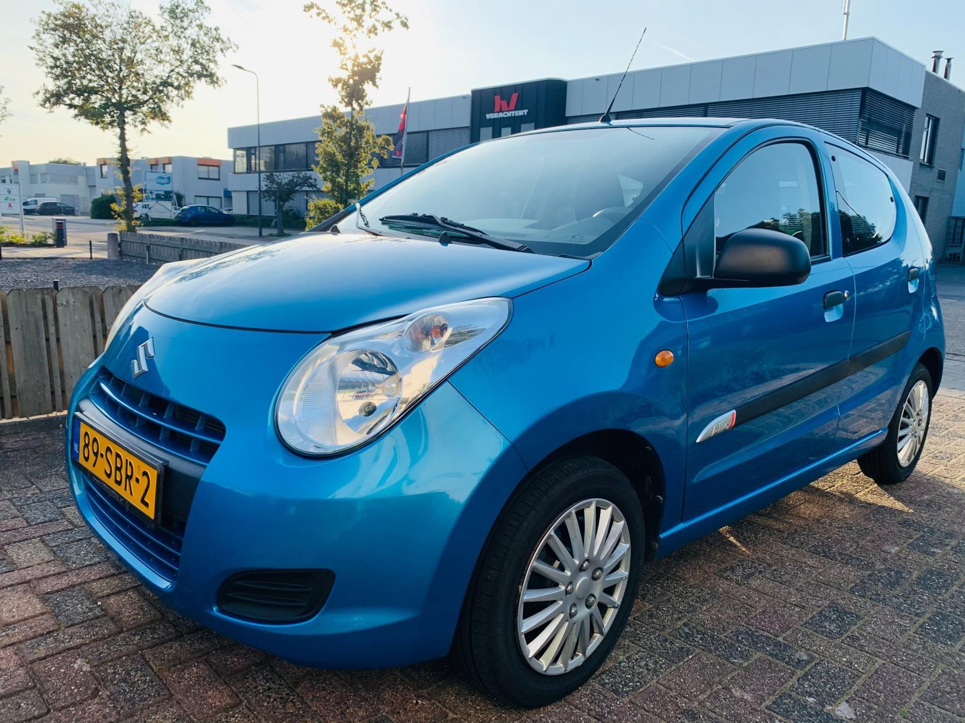 Suzuki Alto occasion - Brabant Auto's
