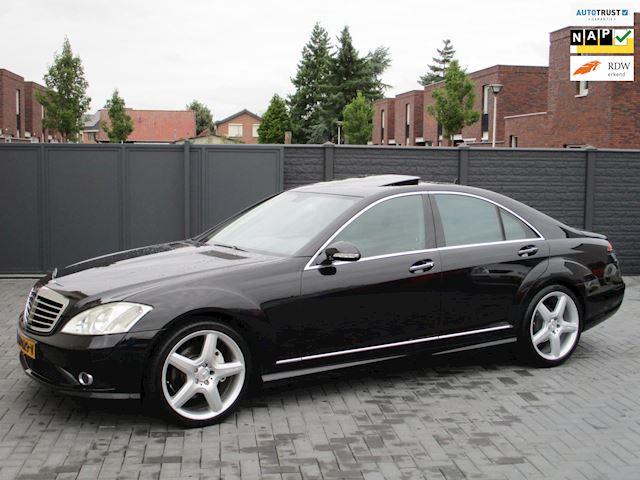Mercedes-Benz S-klasse 320 CDI Prestige Plus AMG 1e EIG