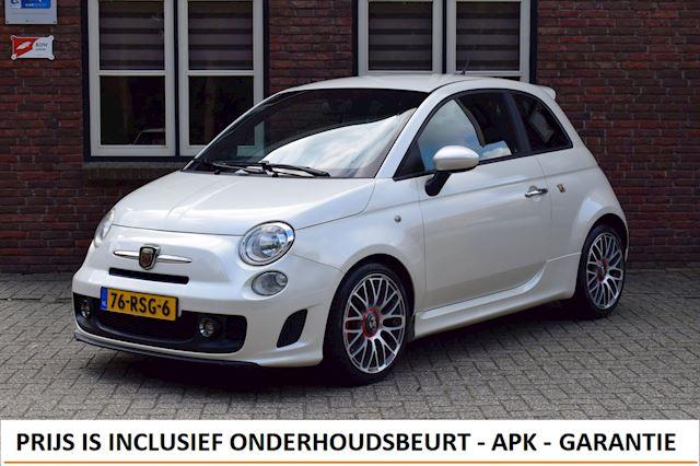 Fiat 500 occasion - Autobedrijf van der Veen