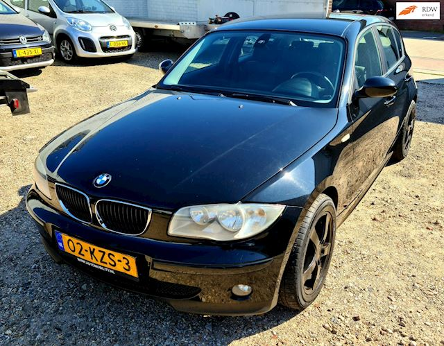BMW 1-serie occasion - DeAuto nl