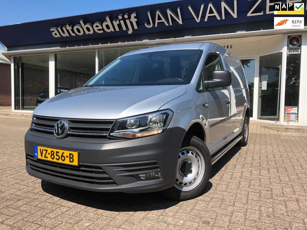 Volkswagen Caddy occasion - Autobedrijf Jan van Zeeland v.o.f.