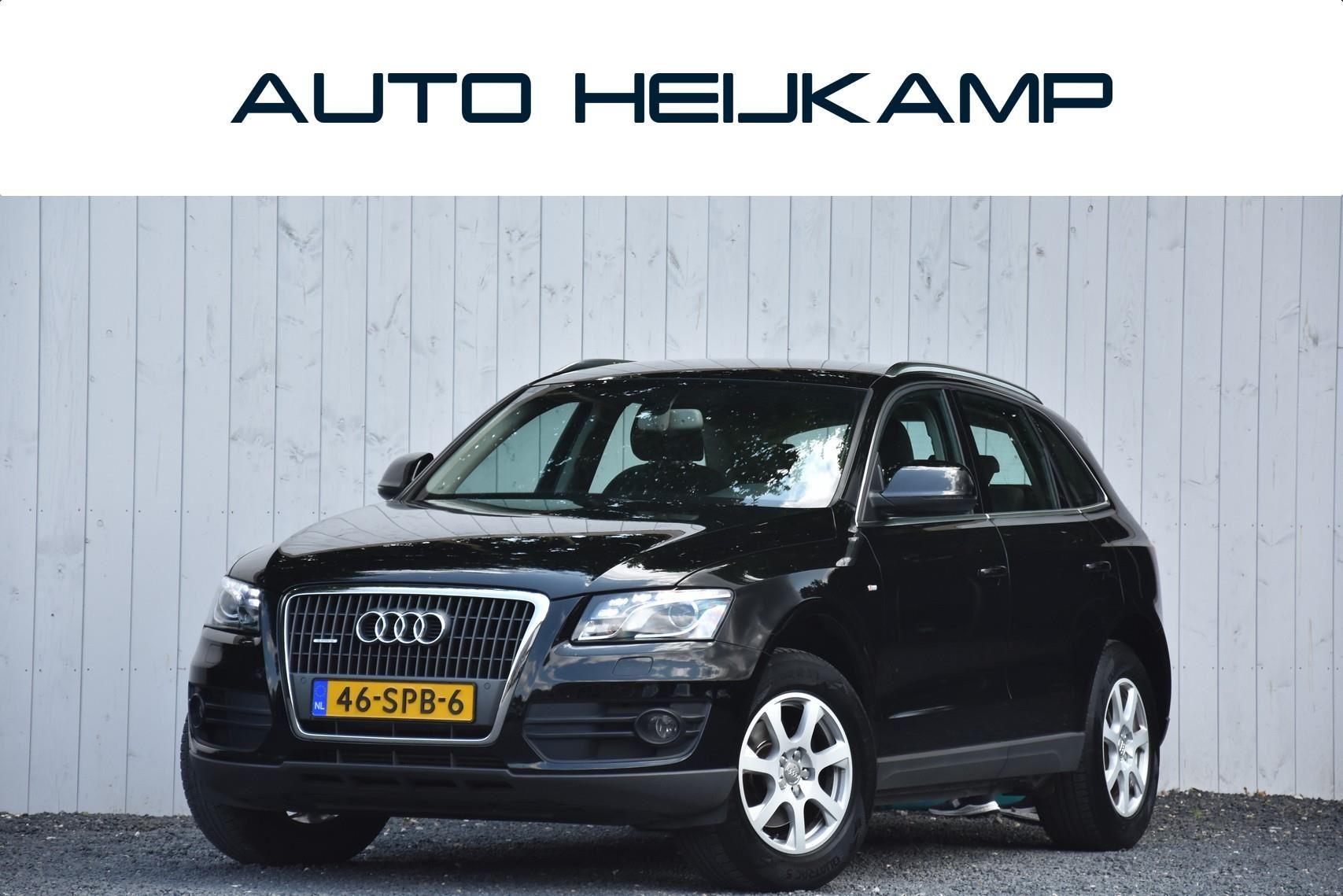 Audi Q5 occasion - Auto Heijkamp