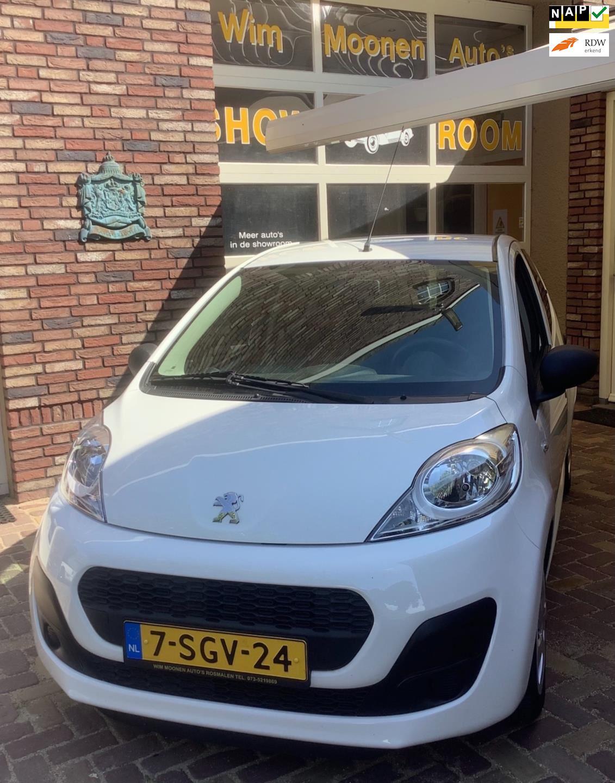 Peugeot 107 occasion - Wim Moonen auto's
