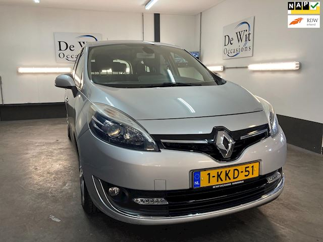 Renault Grand Scénic 1.5 dCi Express. 7 PERSOONS van 1e EIG.!!  incl. NAVI./CLIMA./CC. incl. NWE APK/GARANTIE.