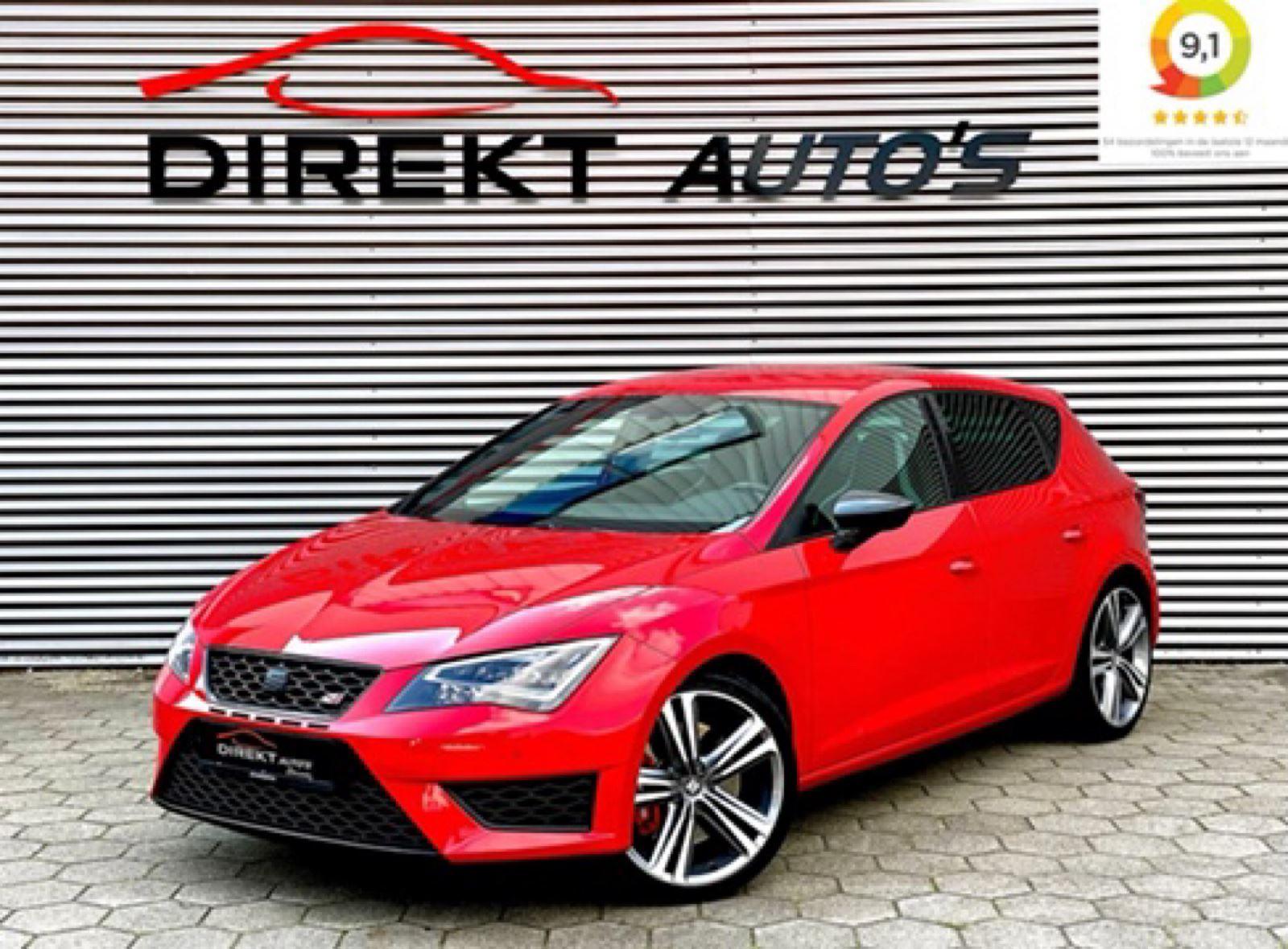 Seat Leon occasion - Direkt Auto's