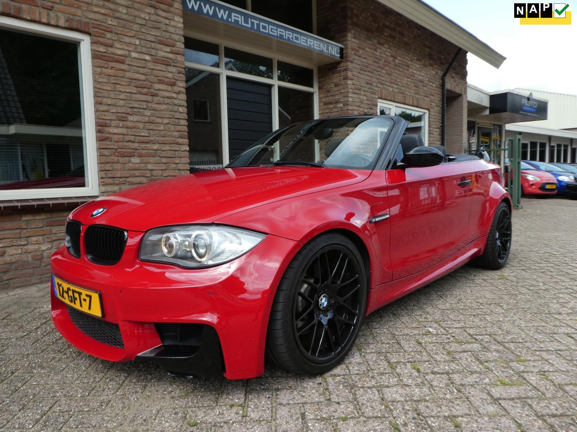 BMW 1-serie Cabrio occasion - Auto Garderen
