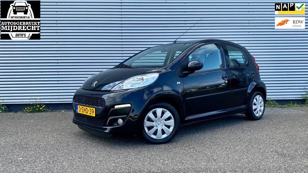 Peugeot 107 occasion - Autosgebruikt Mijdrecht