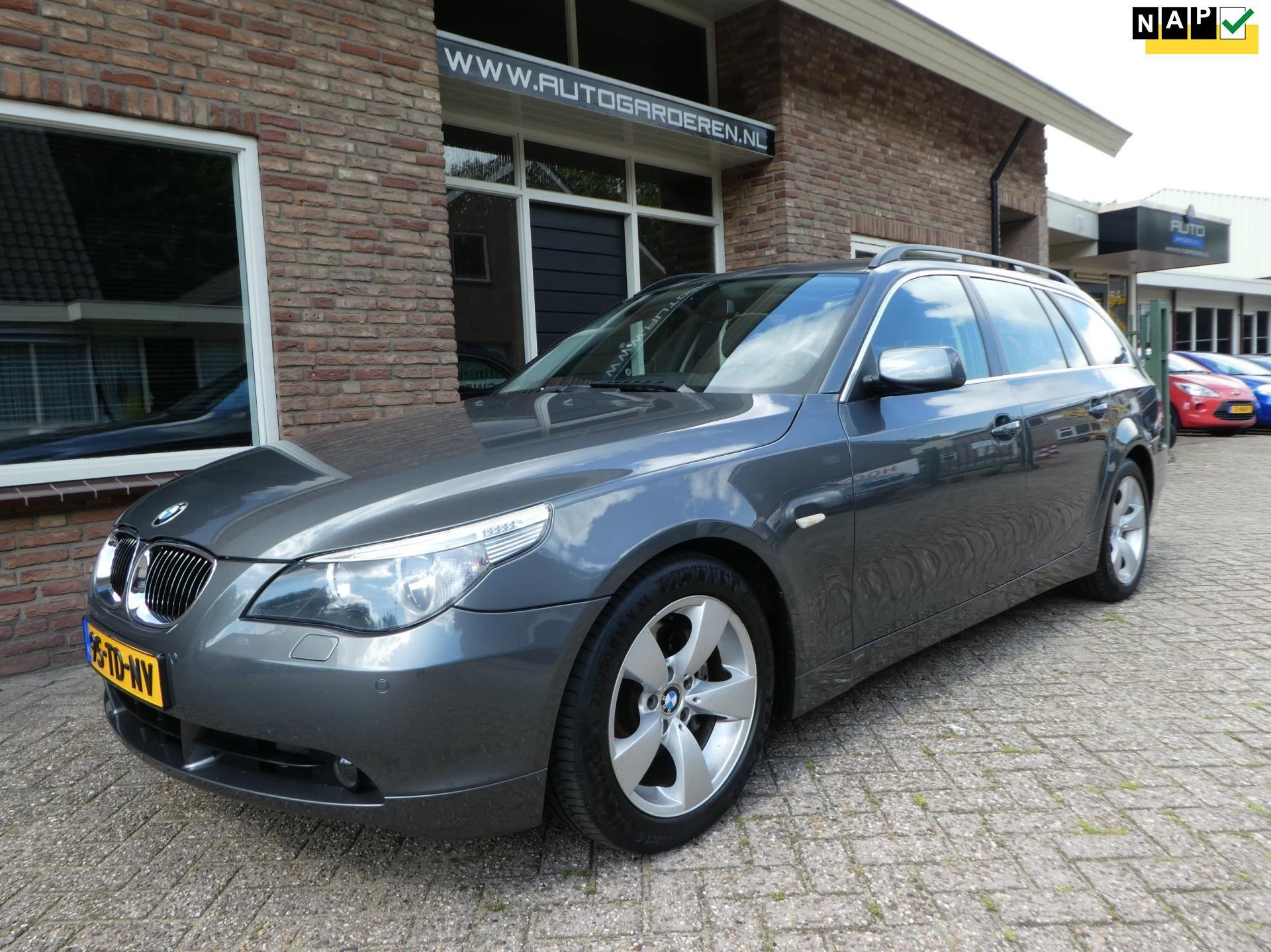 BMW 5-serie Touring occasion - Auto Garderen