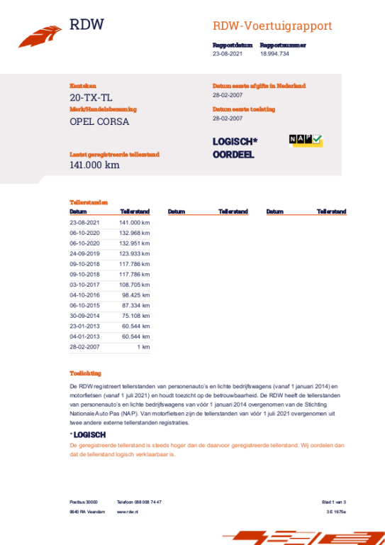 Opel Corsa occasion - OTC Auto's