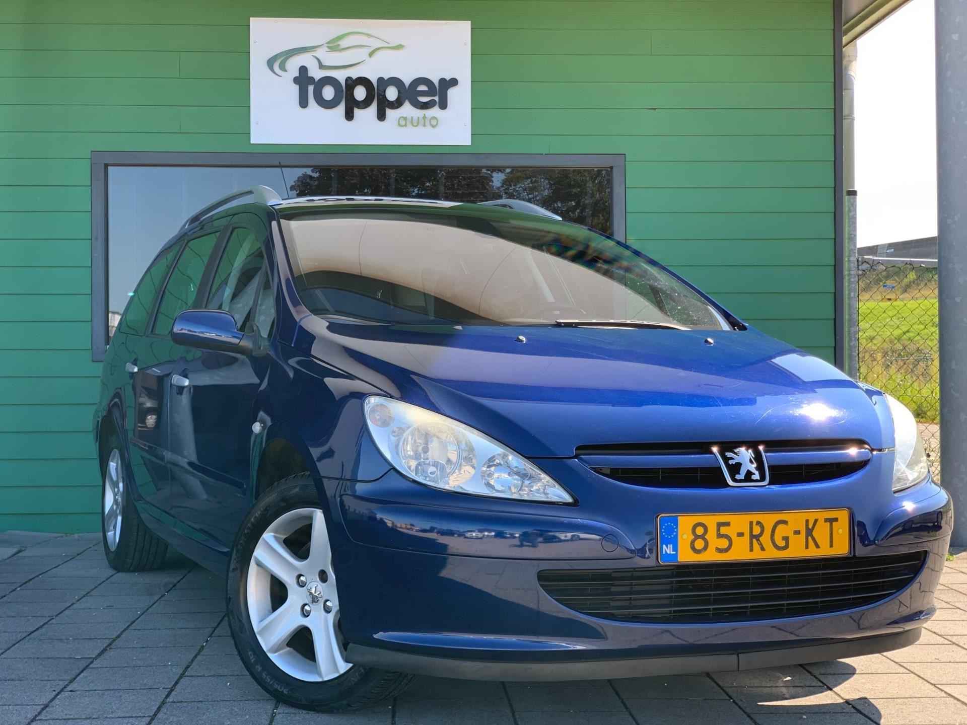 Peugeot 307 SW occasion - Topper Auto