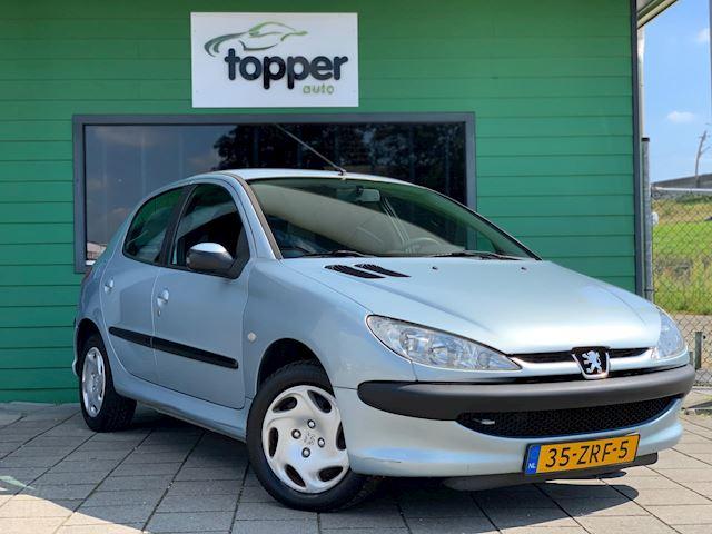 Peugeot 206 1.4 XR / 5 Deurs / Airco / Met APK /