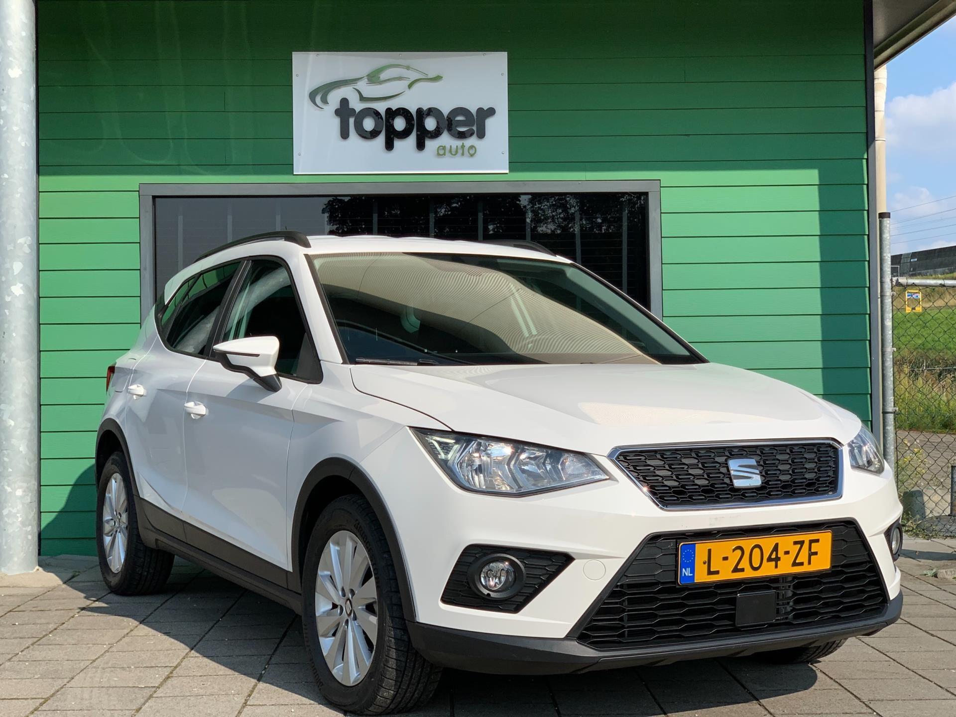 Seat Arona occasion - Topper Auto