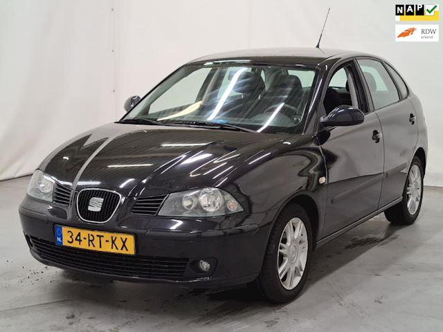 Seat Ibiza 1.4-16V Reference NAP I APK I AIRCO I 2De EIGENAAR I NETTE AUTO