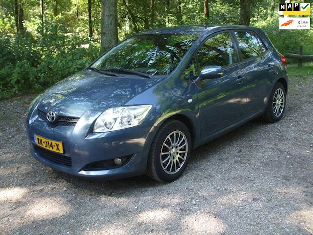 Toyota Auris occasion - G. Hubers Auto's