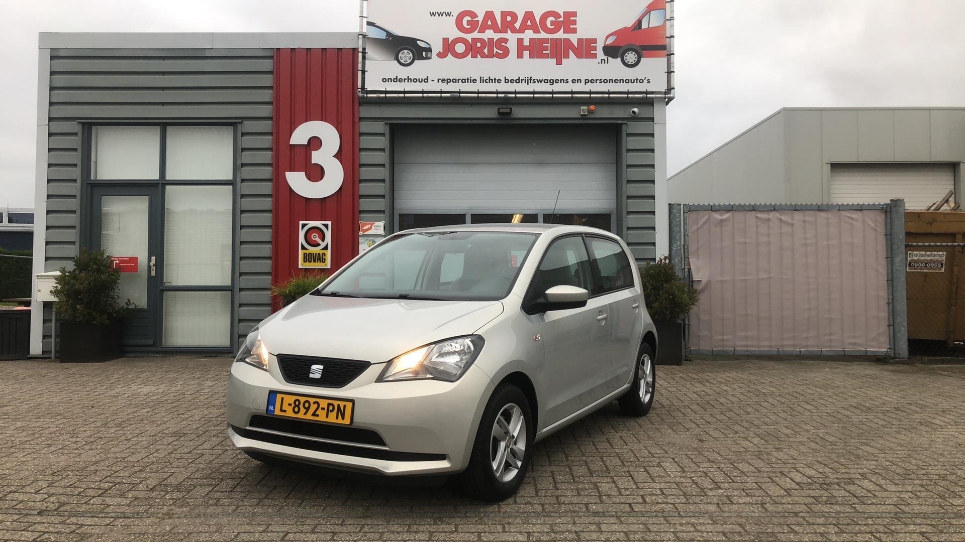 Seat Mii occasion - Garage Joris Heijne