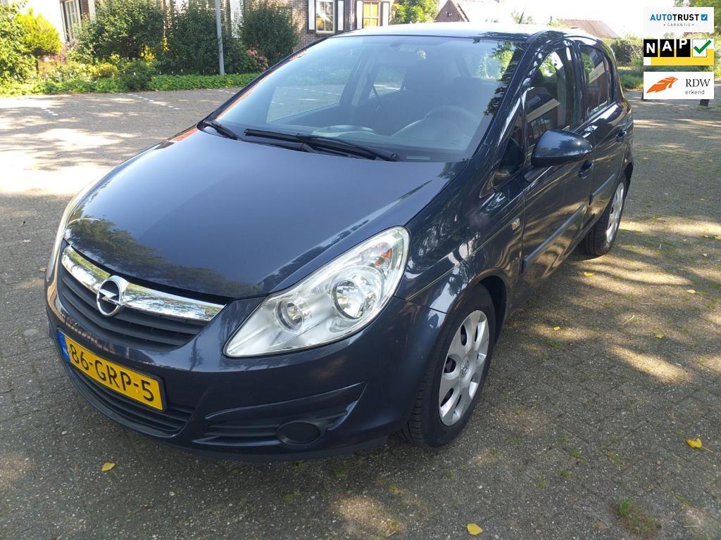 Opel Corsa occasion - Jelma Auto's