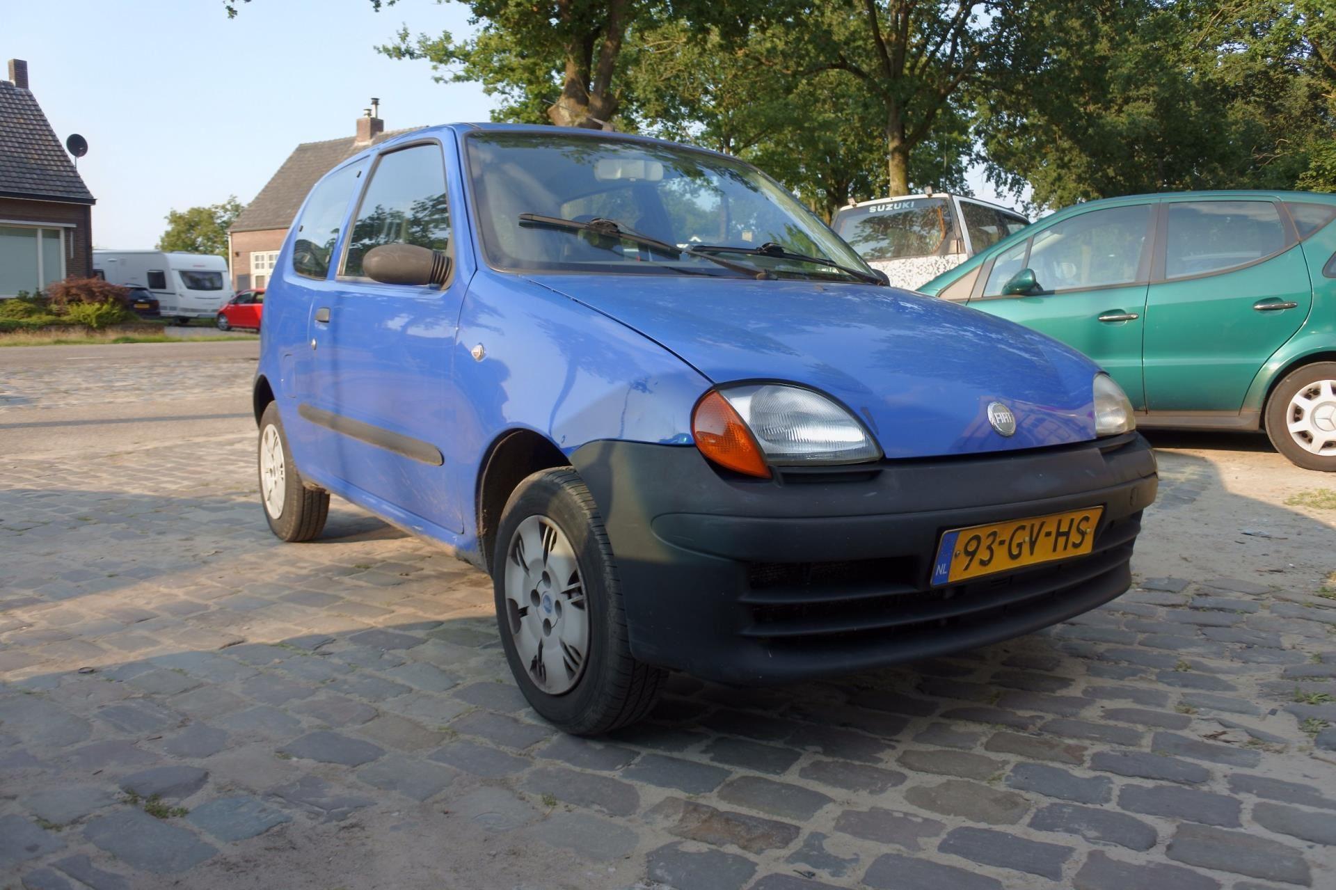 Fiat Seicento occasion - Van Keulen Auto's