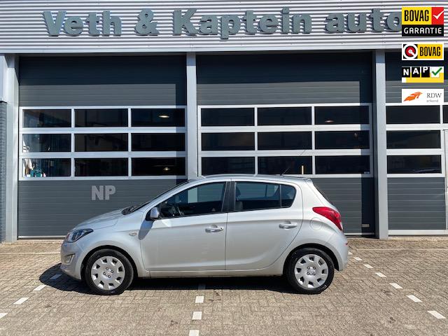 Hyundai I20 occasion - Veth & Kaptein Auto's B.V.