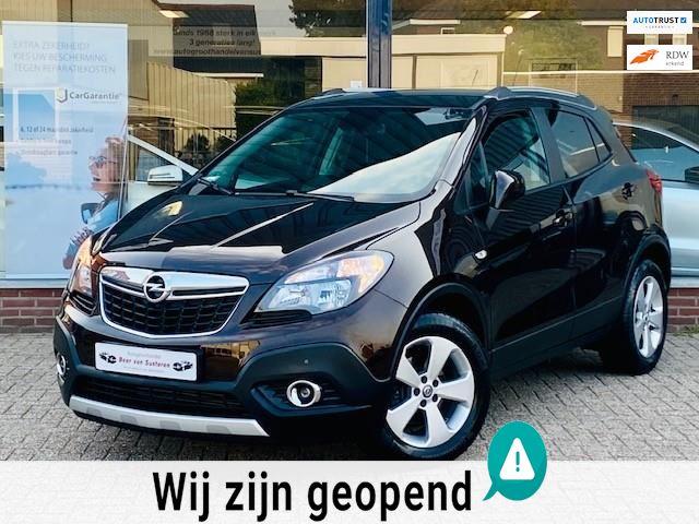 Opel Mokka occasion - Beer van Susteren