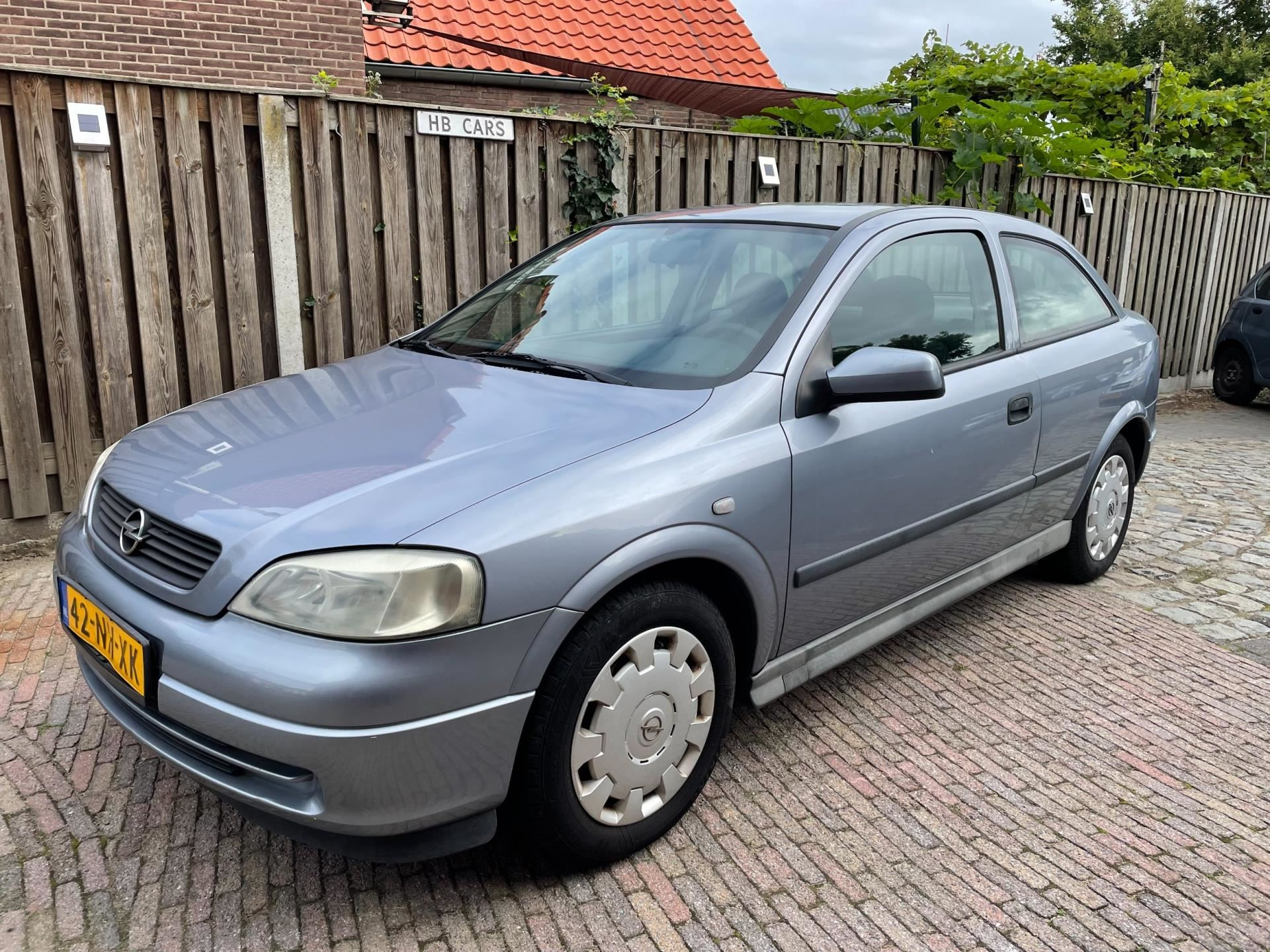 Opel Astra occasion - HB Cars