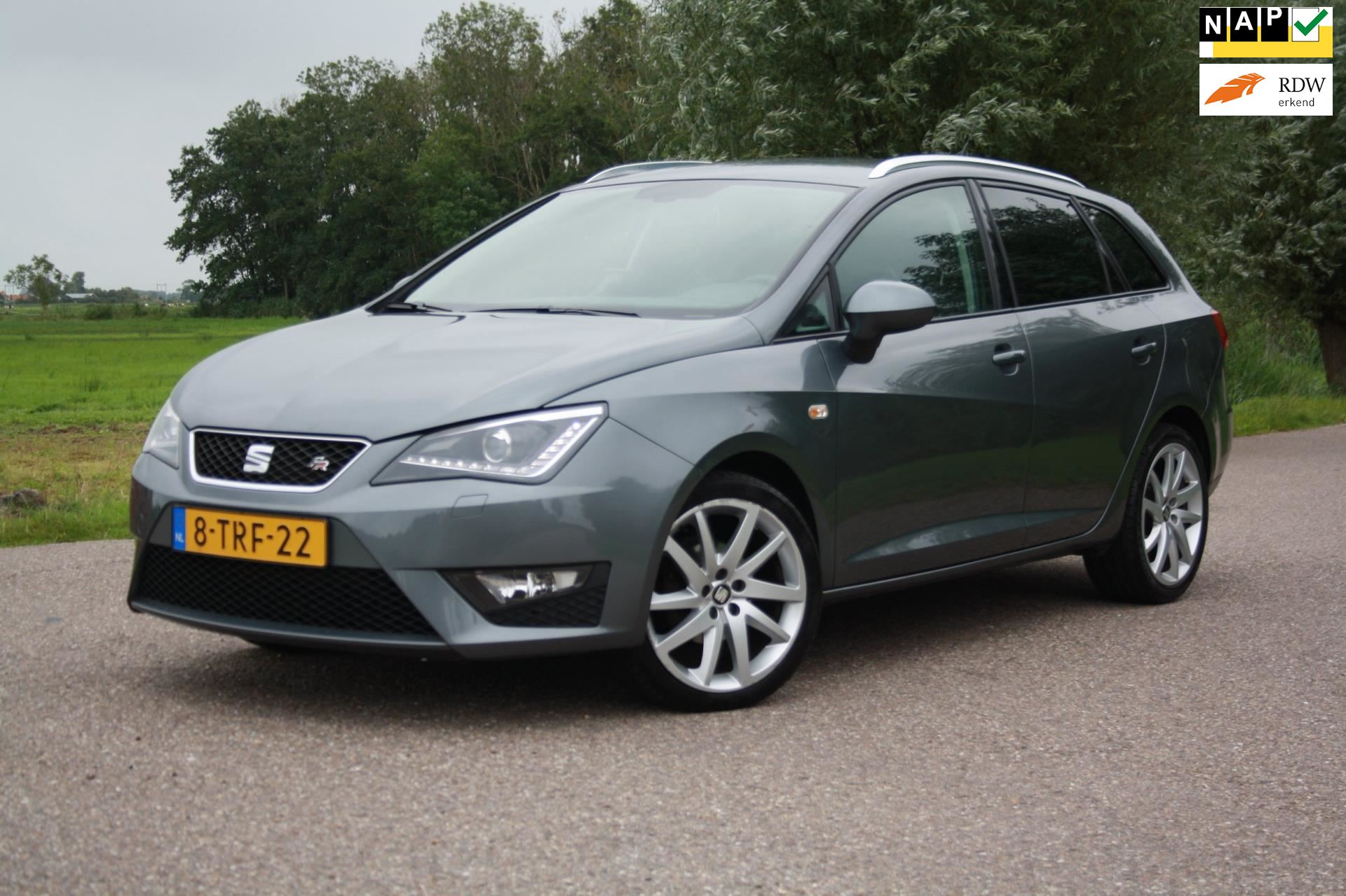 Seat Ibiza ST occasion - Favoriet Occasions