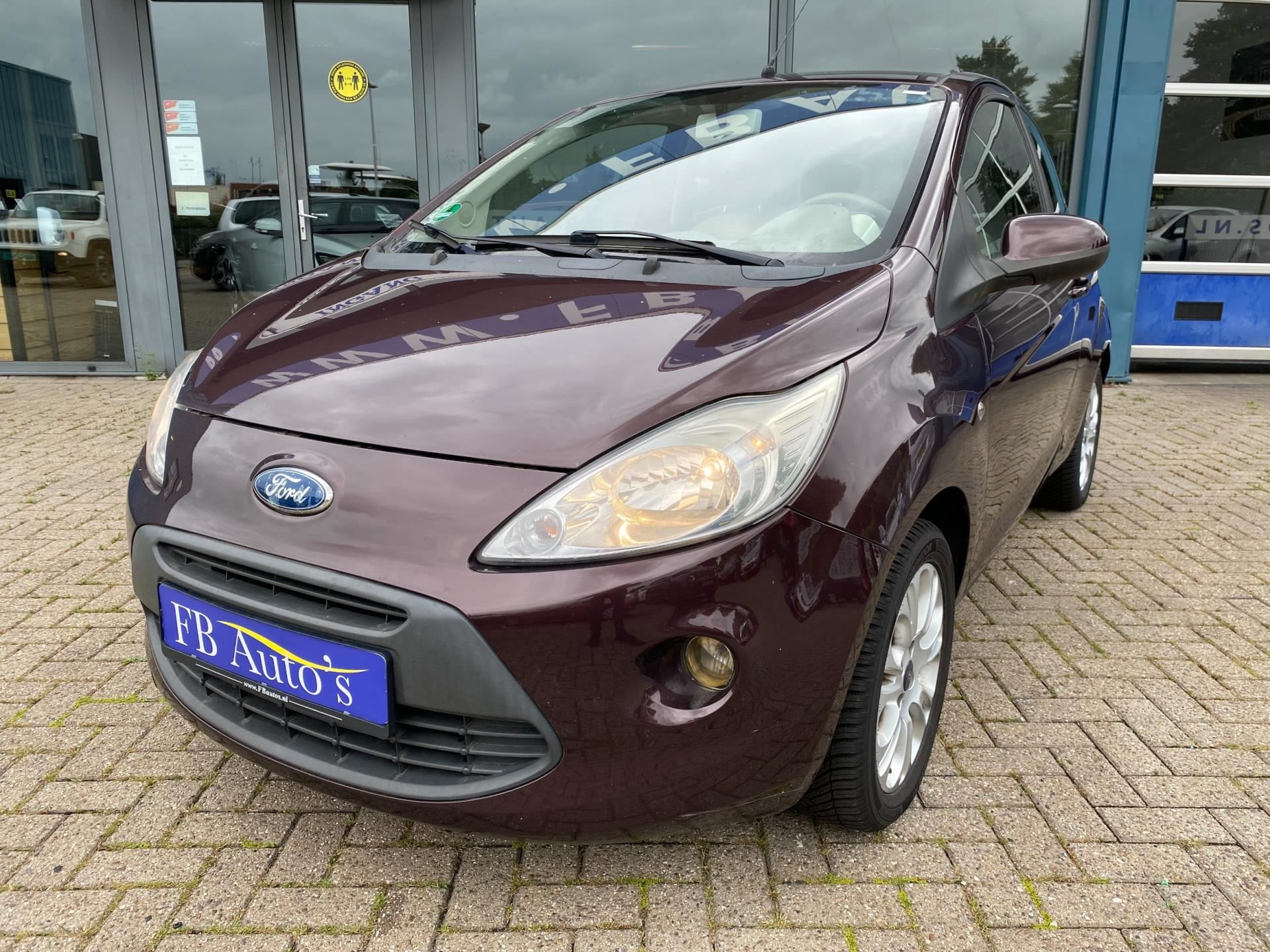 Ford Ka occasion - FB Auto's