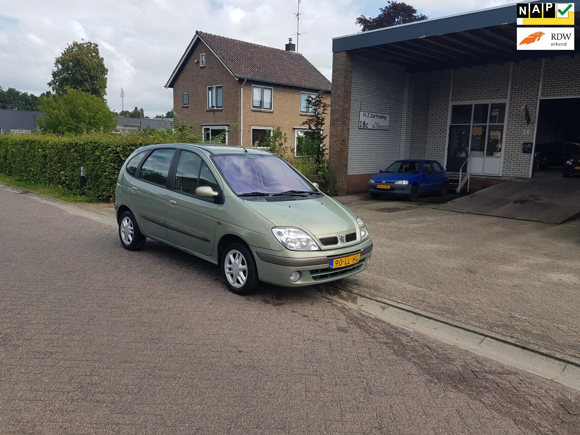 Renault Scénic occasion - H.J. Cartrading