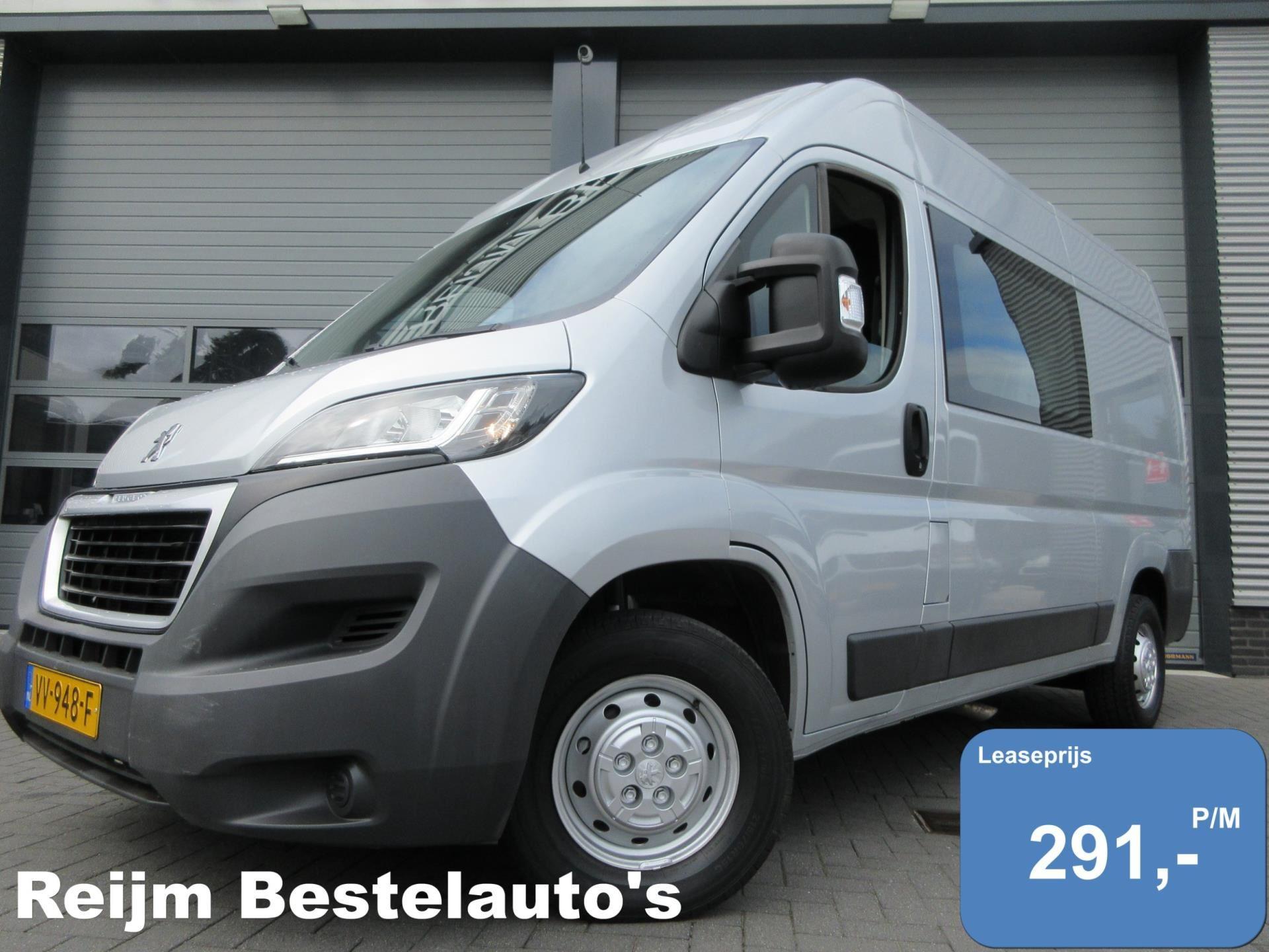 Peugeot Boxer occasion - Reijm Bestelauto's