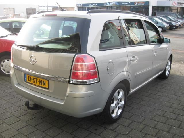 Opel Zafira 2.2 Executive (ECC/LMV/7-pers.)