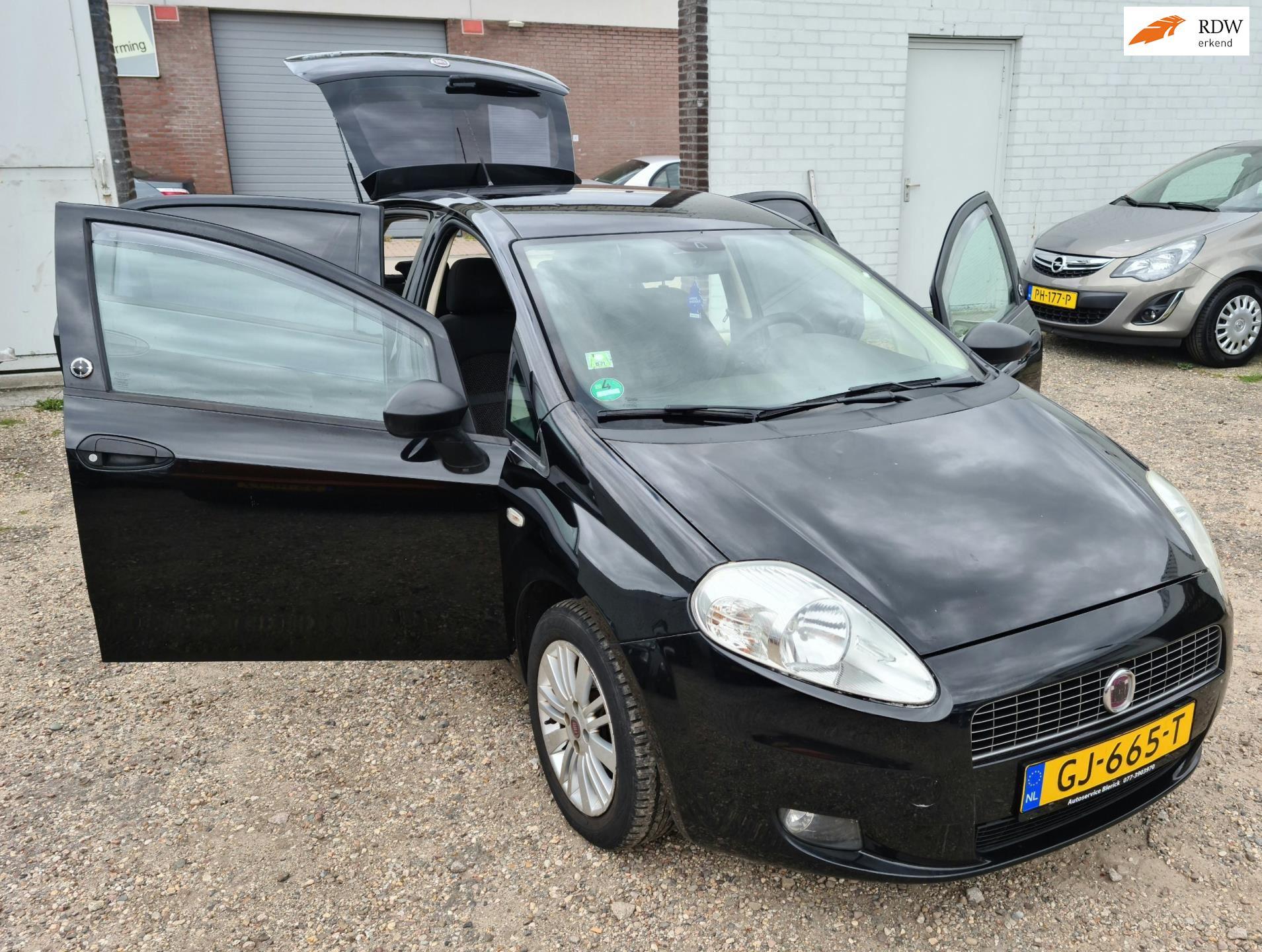 Fiat Grande Punto occasion - DeAuto nl