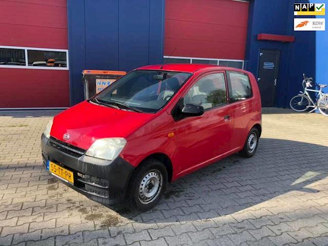 Daihatsu Cuore 1.0-12V Kyoto  154.000km  Nieuwe apk!!!