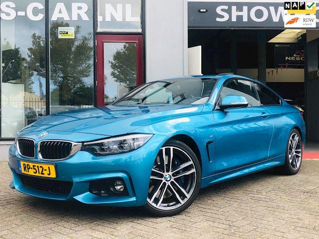 BMW 4-serie Coupé 430i High Executive M- PAKKET ! 1ste eigenaar !  252PK, Bomvolle auto!!