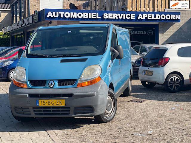 Renault Trafic 1.9 dCi L2 H1*AIRCO*STUURBEKR.*CRUISE CTR*NETTE BUS*APK