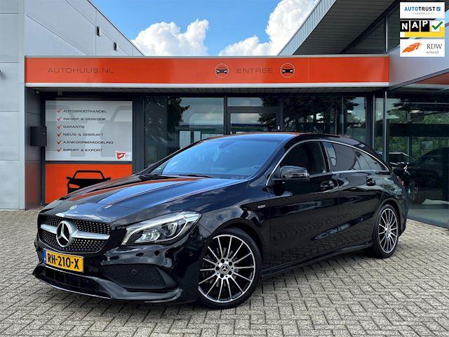 Mercedes-Benz CLA-klasse Shooting Brake occasion - Autohuus B.V.