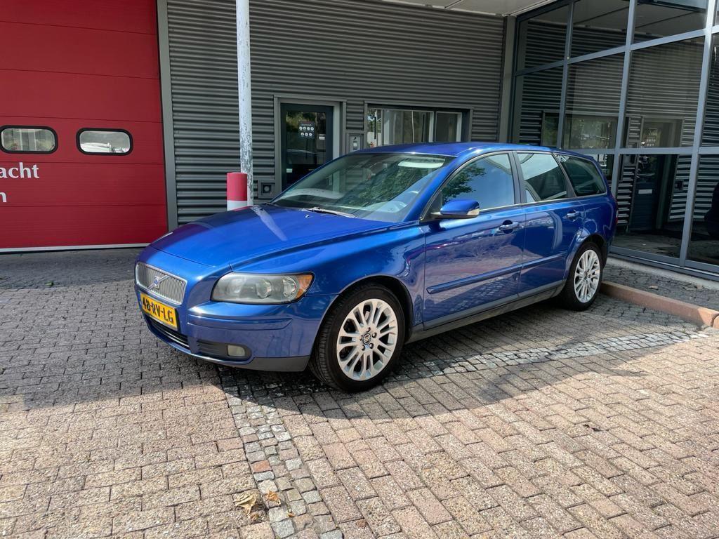 Volvo V50 occasion - Garage Roxs