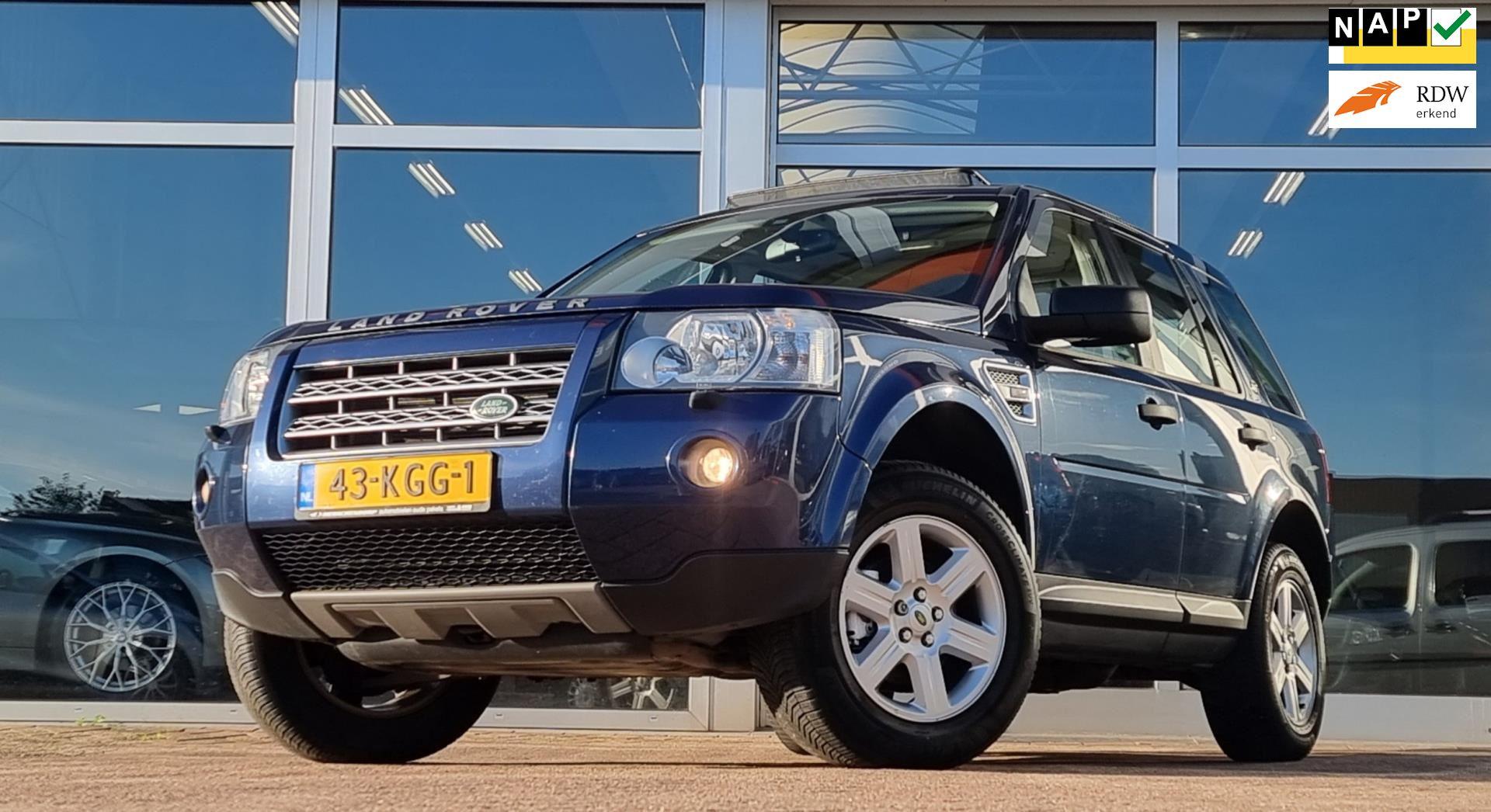 Land Rover Freelander occasion - van den Boog Automotive