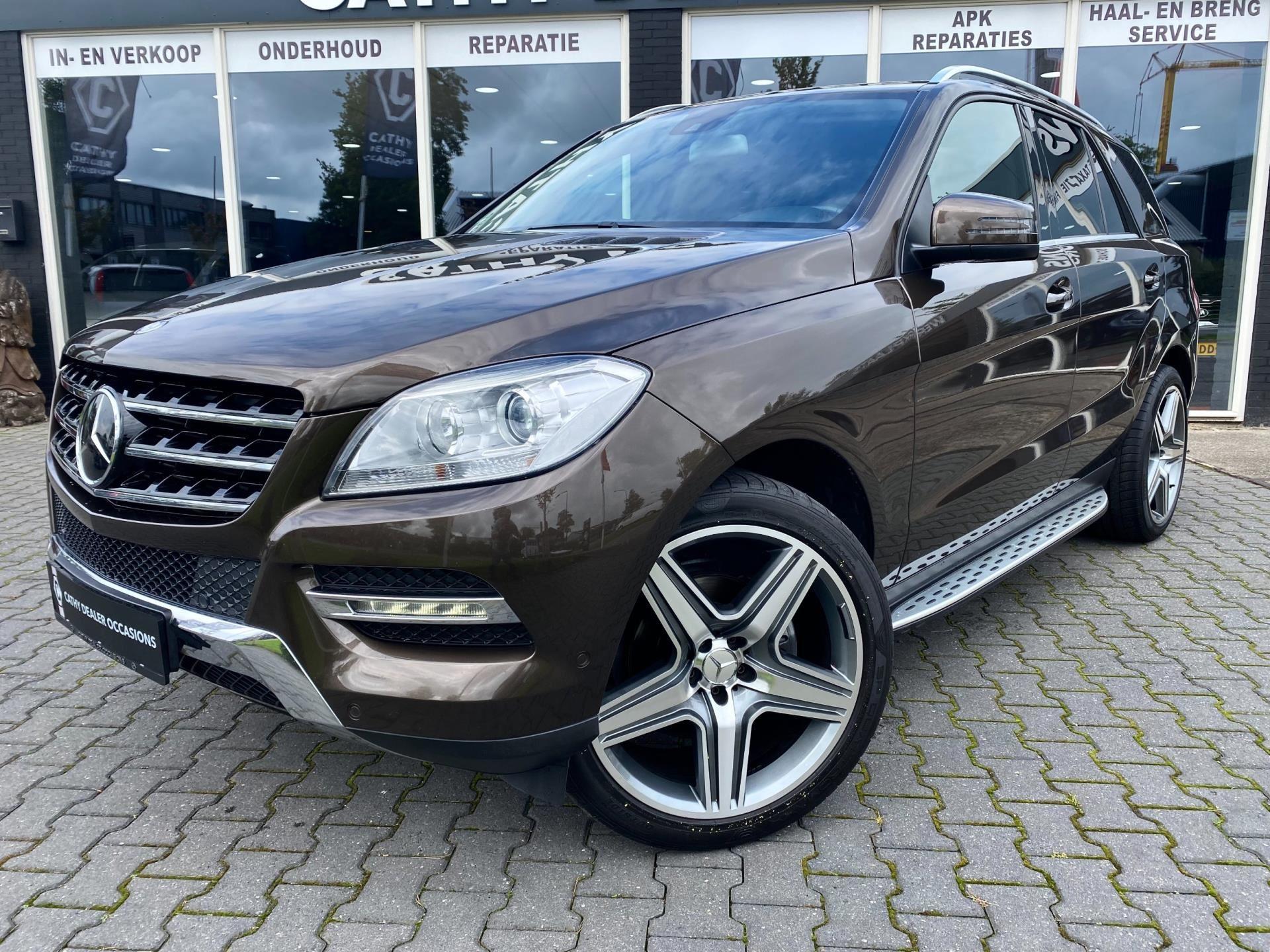 Mercedes-Benz M-klasse occasion - Cathy Dealer Occasions