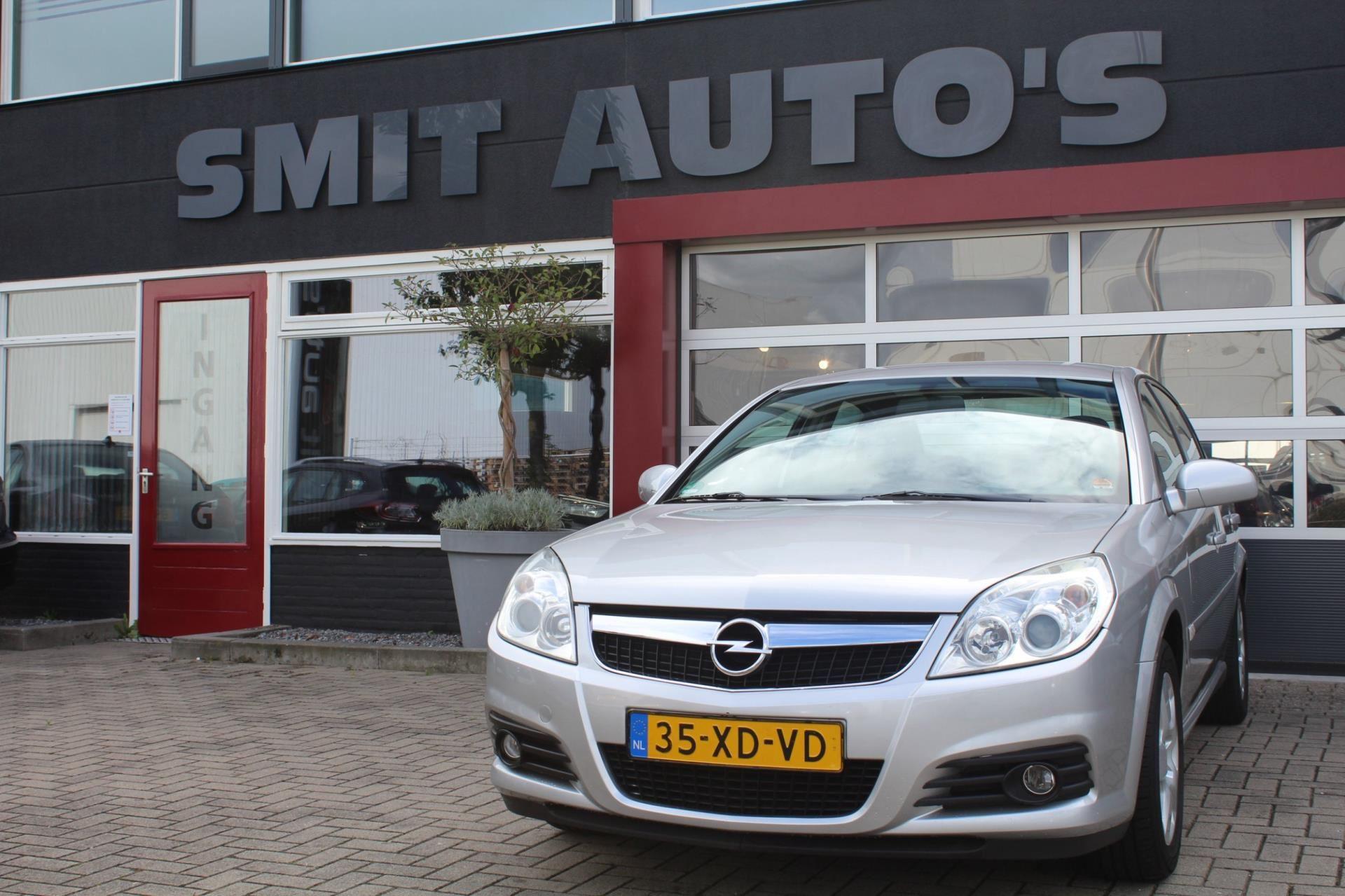 Opel Vectra occasion - Smit Auto's
