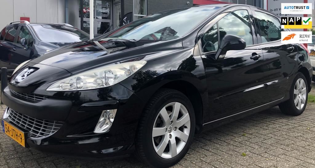 Peugeot 308 occasion - Gebo Auto's